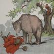 นิทานอีสปภาษาอังกฤษ เรื่อง Bear And Two Travellers