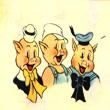 นิทานพื้นบ้านภาษาอังกฤษ เรื่อง Three Little Pigs